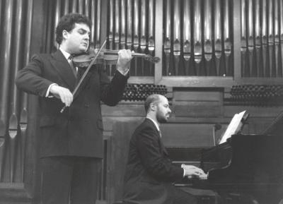 Joaquín Torre y Sebastián Mariné. Concierto Viva Verdi (En el centenario de su muerte)
