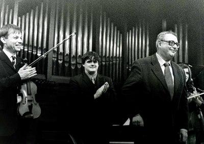 Joan Guinjoan y Grupo Taima. Concierto Homenaje a Joan Guinjoan - Aula de (Re)estrenos (41)