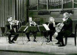 Cuarteto Degani. Concierto El cuarteto iberoamericano , 2002