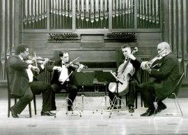 Cuarteto de Cuerdas de La Habana. Concierto El cuarteto iberoamericano , 2002