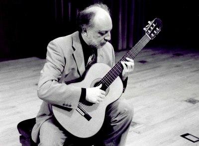 José Luis Merlín. Recital de guitarra