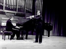 Gerardo López Laguna y Antonio Arias Gago Gago. Recitales para Jóvenes, 2002