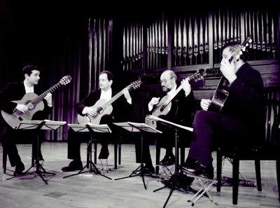 Grupo Entrequatre. Concierto La guitarra iberoamericana
