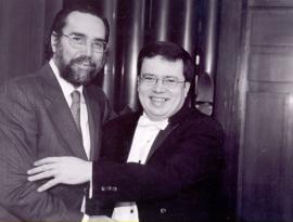 Carlos Cruz de Castro y Manuel Escalante. Concierto Homenaje a Carlos Cruz de Castro en su 60 aniversario - Aula de (Re)estrenos (43) , 2002