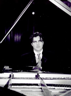 David Gómez. Recital de piano , 2002