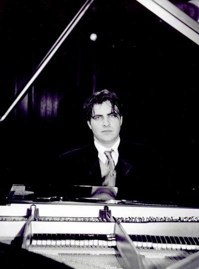 David Gómez. Recital de piano