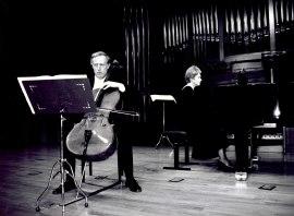 Trío Bellas Artes, Rafael Khismatulin, Paul Friedhoff y Natalia Maslennikova. Concierto Britten: música de cámara y canciones , 2002