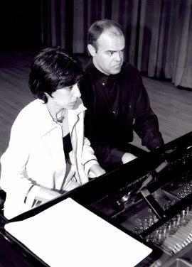 Ana González y Jorge Robaina. Concierto Sonatas para piano de Muzio Clementi , 2002
