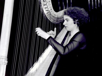 Florence Dumont. Recital de arpa