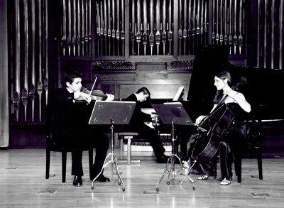 Trío Mozart de Arthur Andersen. Recital de Música de Cámara