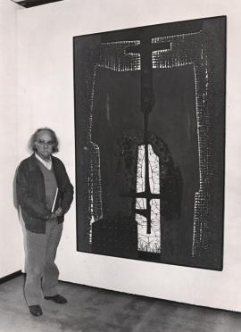 Salvador Soria. Exposición Arte español en Nueva York 1950-1970 Colección Amos Cahan, 1986