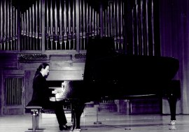 So Young Moon. Recital de piano , 2002