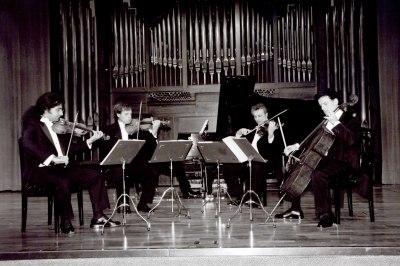 Cuarteto Hemera. Concierto Schumann-Brahms: cuartetos y quintetos con piano