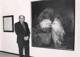 Amos Cahan. Exposición Arte español en Nueva York 1950-1970 Colección Amos Cahan, 1986
