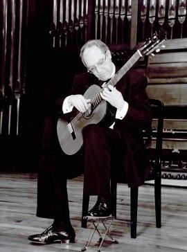 José Luis Rodrigo. Concierto Francisco Tárrega y su estela , 2002