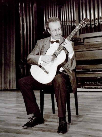Jaume Torrent. Concierto Francisco Tárrega y su estela