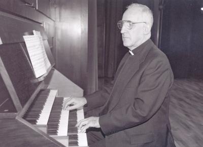 José Enrique Ayarra. Concierto Órgano romántico