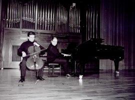 Rafael Ramos y Miguel Ángel Ortega Chavaldas. Recitales para Jóvenes, 2002