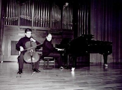 Rafael Ramos y Miguel Ángel Ortega Chavaldas. Recitales para Jóvenes