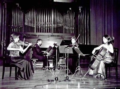 Grupo Pro-Cámara. Recital de música de cámara