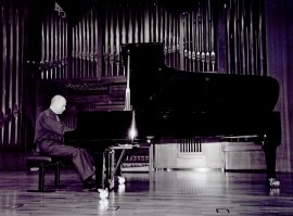Alfonso Peciña. Recitales para Jóvenes, 2002