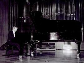 Christopher Langdown. Concierto El resurgir de la música inglesa , 2002