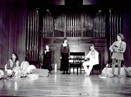 Grupo Trobador Alfons Encinas. Concierto Música antigua española , 2002