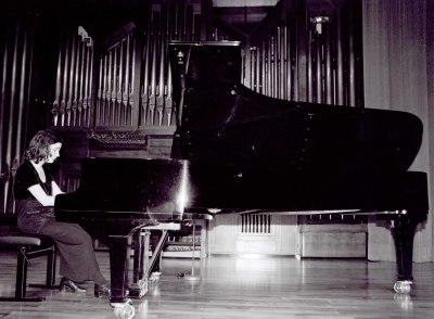 Sara Olleros. Recital de piano
