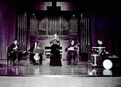 Grupo Speculum. Concierto Música antigua española