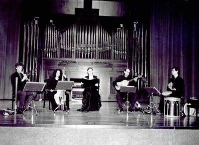 Camerata Iberia. Concierto Música antigua española
