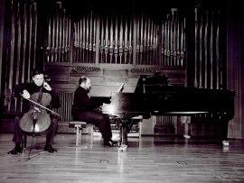 Miguel Ángel Ortega Chavaldas y Rafael Ramos. Recitales para Jóvenes, 2003