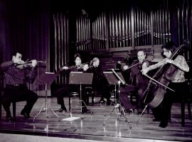 Trío Kandinsky. Concierto Shostakovich, música de cámara , 2003