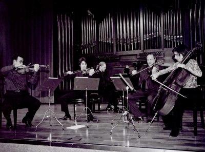 Trío Kandinsky. Concierto Shostakovich, música de cámara