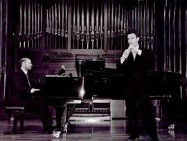 Ricardo Gasset Balaguer y Sebastián Mariné. Concierto Alrededor del oboe, 2003
