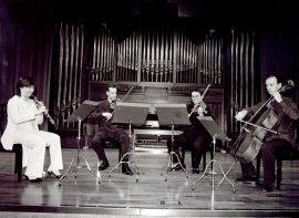 Cuarteto Babel. Concierto Alrededor del oboe (2003) , 2003