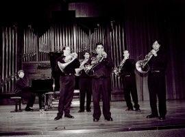 Grupo de Trompas de la Escuela Superior de Música Reina Sofía y Graham Jackson. Recital de trompa y piano , 2003