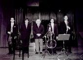 Antón García Abril, Asko Heiskanen y Trío Arbós. Concierto Homenaje a Antón García Abril en su 70 aniversario - Aula de (Re)estrenos (48) , 2003