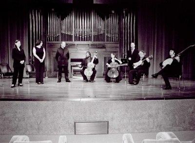 Neocantes. Concierto El patrimonio musical español