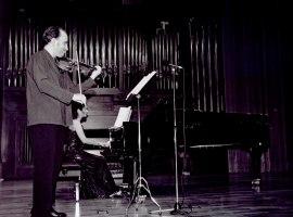 Dúo Ad-Libitum. Recital de violín y piano , 2003