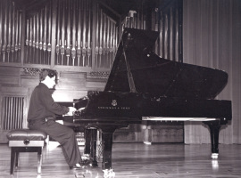 Gustavo Díaz Jerez. Concierto El patrimonio musical español , 2003