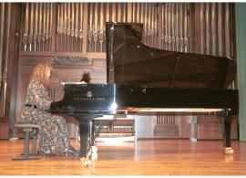 Iliana Morales. Recitales para Jóvenes, 2003