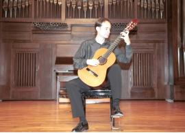 Carles Herráiz. Recital de guitarra , 2003
