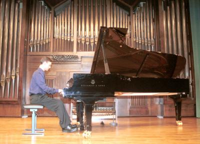Jordi Pellicer. Recital de piano