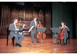 Trío Karasiuk. Recital de música de cámara , 2003