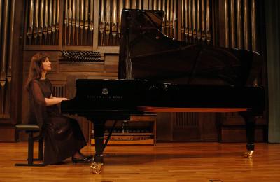 Tatiana Kriukova. Recital de piano