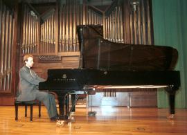 Roberto Prosseda. Concierto Piano italiano del siglo XX , 2004