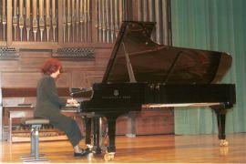 Eulalia Solé. Concierto El esplendor de la música española (1900-1950) , 2004