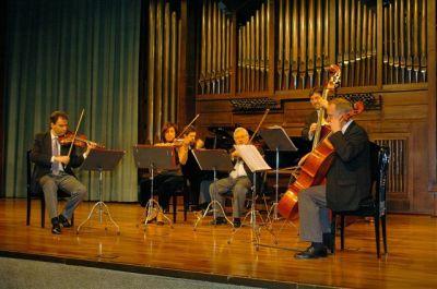 Ensemble de Madrid. Concierto Zarzuela de cámara: tríos y sextetos