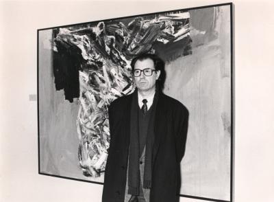 Rafael Canogar. Exposición El Paso después de El Paso En la colección de la Fundación Juan March