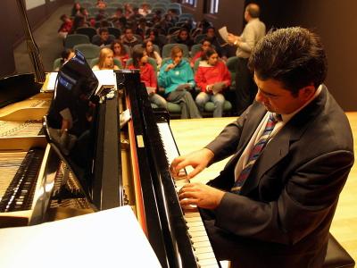 Miquel Estelrich. Recitales para Jóvenes